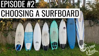 #1 Surfing Beginner – How to choose first surfboard