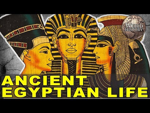 How Was Life Like In Ancient Egypt? Find Out