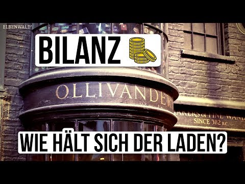 Ollivander: Das Finanzgenie der Winkelgasse?