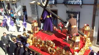 preview picture of video 'EL CRISTO DE NUESTRO PADRE JESÚS NAZARENO SEMANA SANTA OLVERA 2015'