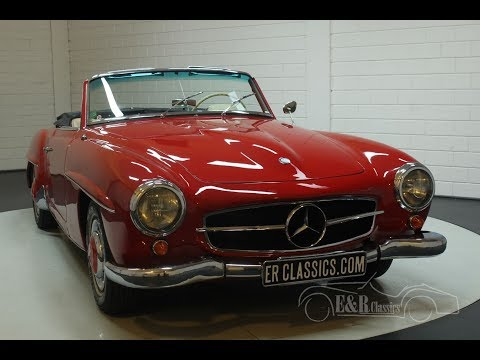 Video of Classic '56 Mercedes-Benz 190SL - $118,450.00 Offered by E & R Classics - PH44