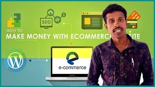 How to create an E-Commerce website [Step by step in Tamil]
