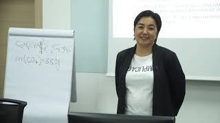 Бизнес – тренинг для предпринимателей Астаны в Назарбаев Университете (часть 2)