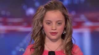 Chloe Channell -  All American Girl - America's Got Talent - Video Youtube