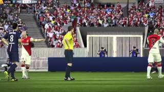 FIFA 2015 Gameplay [FOUL] - AS Mónaco / Abdennour