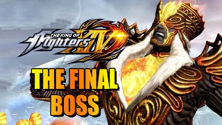 THE FINAL BOSS: King Of Fighters 14 Story Mode (Finale)