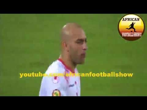 Tunez 0 vs 2 Senegal | COPA AFRICANA 2017