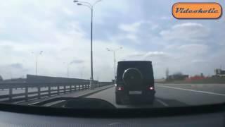 Идиоты на дорогах, подборка Mercedes лучшее 3