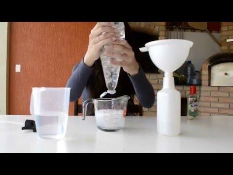 Como fazer repelente para cavalos - Fly Spray