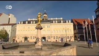 preview picture of video 'Eisenach - Three Travel Tips | Discover Germany'