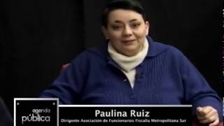 Entrevista : Paulina Ruiz