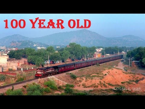 END OF AN ERA ! HISTORIC 100 YEAR OLD INDIAN RAILWAY LINE SHUTS