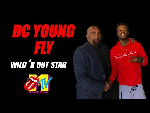 "MTV ""Wild 'N Out"" Star, DC YOUNG FLY, Joins Jesse Lee Peterson! (#125)"