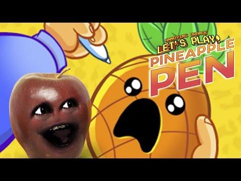 Midget Apple Plays - Pen Pineapple Apple Pen Games