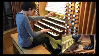 Julian Becker Spielt Carillon De Westminster Op. 54 Von Louis Vierne