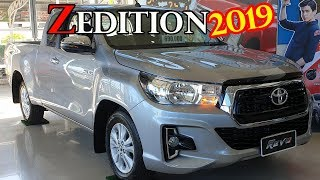 2019 New Z Edition Toyota Hilux Revo Smart Cab 2.4 E ราคา 690,000 บาท