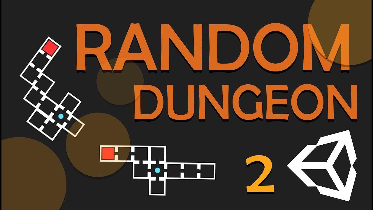 RANDOM DUNGEON GENERATION - EASY UNITY TUTORIAL - #2