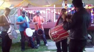 Toronto's Finest Tassa Drummers classical wedding rhythms