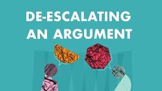 <span class='sharedVideoEp'>010</span> 如何避免在職場中與他人發生爭執 De-Escalating an Argument