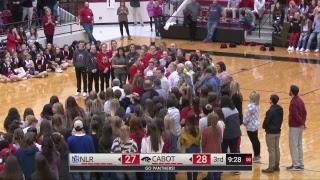 2-22-19 Boys Basketball Cabot VS. North Little Rock