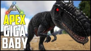 APEX GIGA TIME! - MUTATIONS? - Ark Survival Evolved Modded