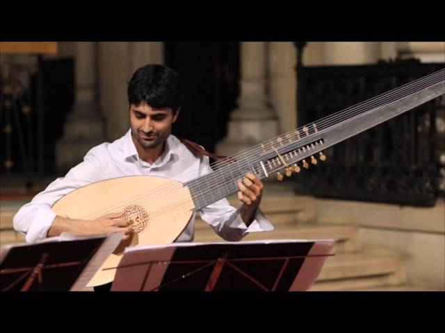 Falconieri: La suave melodia & Folias