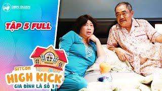 Gia đình là số 1 sitcom | tập 5 full: Việt Anh bị vợ Phi Phụng hù ma đến không dám ra khỏi giường