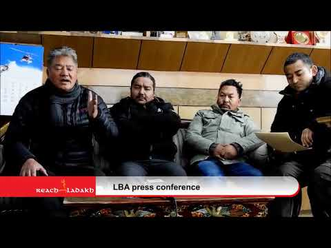 LBA  Press Conference on Divisional status