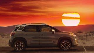 [오피셜] Welcome freedom with New Citroën C3 Aircross