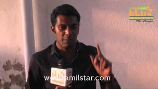 Vinothnathan at Kungumam Vecha Kekudhu Short Film Special Screening