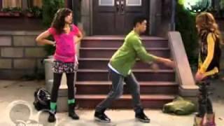 Disney Channel, Танцевальная Лихорадка 1 сезон 1 серия. Часть 1. (рус)