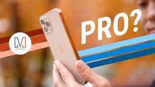 Apple iPhone 12 Pro Review: Pro Enough?