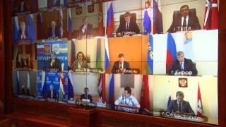 Селекторное совещание по КНО у Дмитрия Медведева