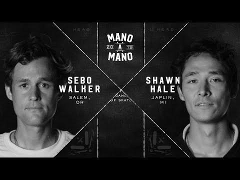Mano A Mano 2019 - Round 1: Sebo Walker vs. Shawn Hale