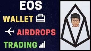 Simple EOS Wallet, Airdrops, Explorer and Trading on EOS DEX - Hindi / Urdu