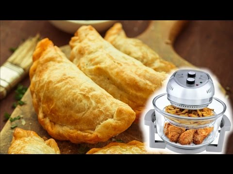 Healthy Low Fat Empanadas – healthy recipe channel
