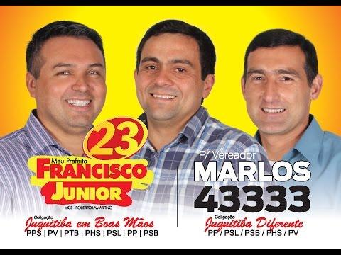 Vereador Marlos não vota em Francisco junior