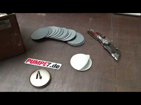 Magnet Haken mit Zubehör