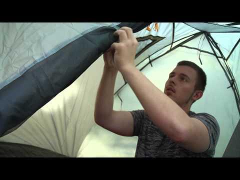 Палатка Alaska «Дом 4». Видеообзор.