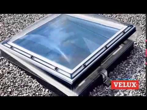 Flachdach Fenster - Projekt in Hamburg Ottensen | VELUX