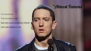 The Figuartive Language of Eminem