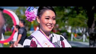 Emiri Shimizu Miss Supranational Japan 2021 Introduction Video