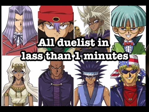 Yu-Gi-Oh! Duel Links' Characters: How To Unlock Every