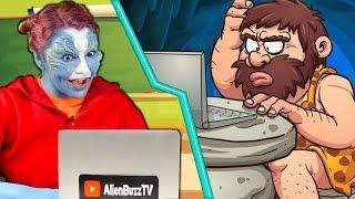 Weirdest Videos On Youtube - Must Watch Weird and Strange Funny Compilation | Official AlienBuzzTV