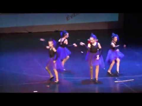 Violin Gála 2015: Roxane koreográfia