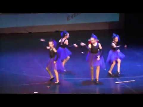 Violin Gála 2015: Latin Mix Koreográfia