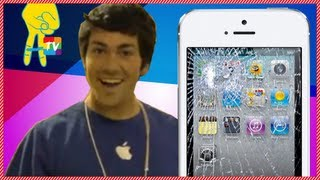 DOWNLOAD AWESOMENESSTV SEASON 1- http://bit.ly/ZMXzoA watch what happens when you drop boxes of brand new iPhone 5's in front of hundreds of customers camped out for days to be the first to get a new iPhone. these are not happy campers. lucky for them it was fake but it's hilarious to see how people react! ever pranked someone yourself? if so, tell us in the comments below!  → AWESOMENESSTV ←  Subscribe! https://bit.ly/Subscribe2AwesomenessTV http://bit.ly/SubscribeATVNetwork  facebook, twitter, instagram, G+, & tumblr. http://facebook.com/awesomenesstv http://bit.ly/FollowAwesomenessTV http://instagram.com/awesomenesstv https://plus.google.com/+AwesomenessTV http://awesomenesstv.tumblr.com  join our network ;) http://bit.ly/AwesomenessTVNetwork  join our email list for exclusive stuff? http://bit.ly/AwesomenessMailingListRandomness  check out our merch store! http://bit.ly/ATVMerchStore  → CREDITS ←   JOULETHEIF http://www.youtube.com/JouleTheif  Alex Goyette - Director / Prankster http://www.youtube.com/JouleTheif Michael Rowland - Camera Operator 1 Brian Mitchell - Camera Operator 2 Ian Start - Camera Operator 3  → RANDOMNESS ←  http://bit.ly/RandomnessPlayIist   love comedy? check out RANDOMNESS, AwesomenessTV's hilarious sketch comedy series with everything from parodies and spoofs to music videos and movie trailers every Monday and Wednesday! watch super funny youtube stars like Lia Marie Johnson, JENNXPENN, JouleTheif, DamItsGood808, MacBarbie07 and MORE all making you LOL!  → ALL AWESOMENESSTV SHOWS ← http://bit.ly/RunawaysSeason1 http://bit.ly/RunawaysSeason2 http://bit.ly/BeforeTheyWereRunawaysPlaylists  http://bit.ly/IMOPlayIist http://bit.ly/AwesomenessHollywoodPlaylist http://bit.ly/VlogofAwesomenessPlaylist http://bit.ly/MakeMeOverPlayIist  http://bit.ly/AustinMahoneTakeoverPlaylist http://bit.ly/GreysonChanceTakeoverPlaylist http://bit.ly/MindlessTakeoverPlaylist http://bit.ly/JacobLatimoreTakeoverPlaylist http://bit.ly/TiffanyTakeoverPlayIist http://