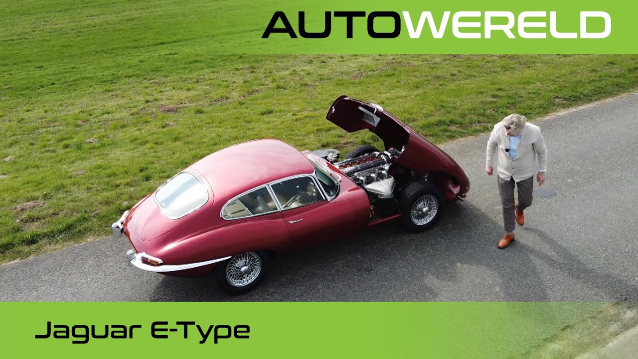 Jaguar E-Type | Nico Aaldering