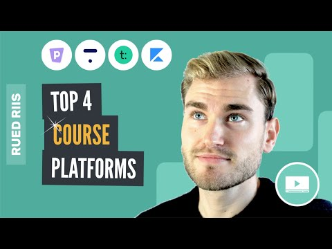 4 Only Course Platforms You Need to Consider [in 2021]