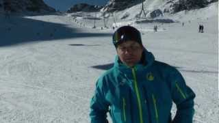 Skiing Tutorial - Worm Turn... master this maneuver to impress all your friends!